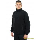 Куртка HUSKY-2 PF флисовая черный