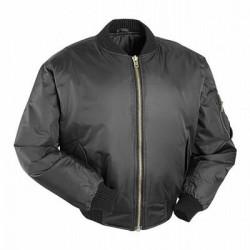 Куртка Пилот черная твил Flight