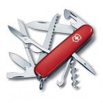 Нож перочинный Victorinox Huntsman (1.3713) 91 мм 15 функций красный