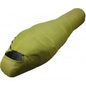 Спальный мешок пуховый Adventure Light зеленый