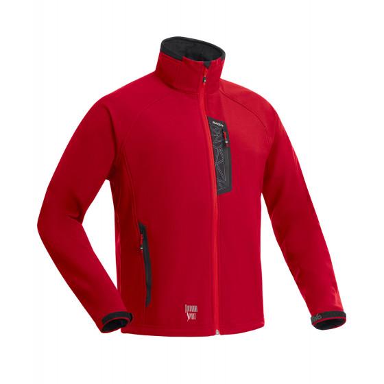 Куртка BASK PANZER V5 красная