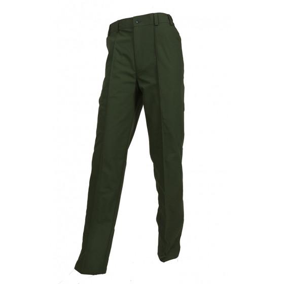 Брюки МО под рубашки (ткань рип-стоп/вискоза 175, цвет зеленый)
