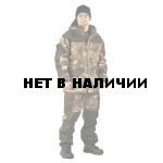 Костюм демисезонный ГОРКА куртка/брюки, цвет:, камуфляж Облака бежевый, ткань : Твил рип-стоп/Грета