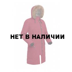 Пальто пуховое женское BASK HATANGA V2 бордо