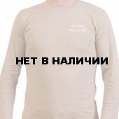 Футболка Армия России с длинным рукавом