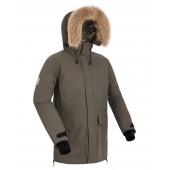 Куртка пуховая мужская BASK PUTORANA V2 ЛАТТЕ