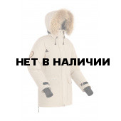 Куртка пуховая BASK PUTORANA бежевая