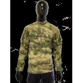 Рубашка боевая РОСГВАРДИЯ цвет зеленый мох