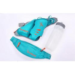 Поясная сумка для тренировок с 1-ой бутылкой в 500 мл CAVALARY 500 NAVY BLUE
