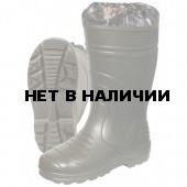 Сапоги зимние Haski-light ЭВА С093 (-35С) олива/черные