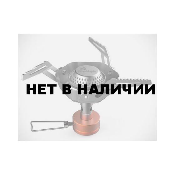 Горелка газовая со встроенной ветрозащитой, LEPUS FMS-125
