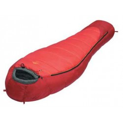 Мешок спальный NORD красный, левый