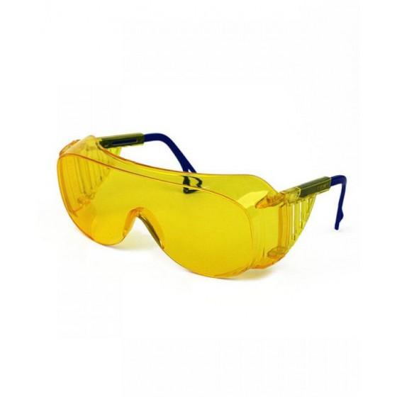 Очки защитные открытые 045 ВИЗИОН КОНТРАСТ (PL-2-1,2) арт. 14513