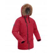 Куртка пуховая мужская BASK MERIDIAN красная