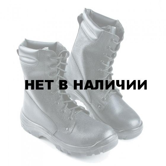 Ботинки ЭСО с высокими берцами Полевые, ПУ, мод. 61/3Л