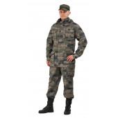 Костюм мужской Капрал куртка/брюки, цвет:, камуфляж УЛИЦА, ткань : Твилл Пич