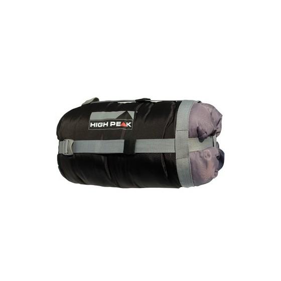 Мешок компресс. Kompression Bag черный/серый, 37х18см, 23540
