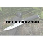 Нож Ш-5 Барс белый, кожа