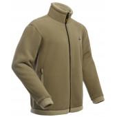 Куртка BASK GUDZON MJ серо-зеленая