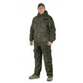 Костюм демисезонный СУМРАК-ВЕСНА/ОСЕНЬ куртка/брюки цвет: Хаки, ткань Мембрана