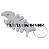 Брелок Открывалка-Рыбий скелет (упак=10 шт), 3428