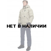 Куртка пуховая мужская BASK TOBOL бежевый