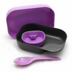Портативный набор посуды CAMP-A-BOX® LIGHT LILAC, W20266