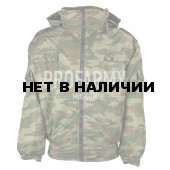 Куртка Пилот (флора) оксфорд