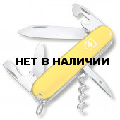 Нож перочинный Victorinox Spartan (1.3603.8R) 91 мм 12 функций желтый картонная коробка