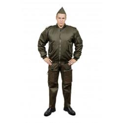 Куртка демисезонная М-84 Пилот пыльно-зеленый грета