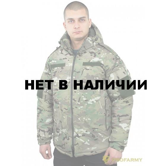 Куртка зимняя ВКБО мембрана мультикам