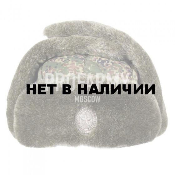 Шапка зимняя уставная ВКБО рип-стоп