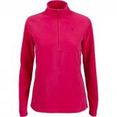 Пуловер женский Lissa Polartec брусничный