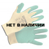 Перчатки GREEN GRIP трикотажные с латексным текстур.покр. ULT660 (кор120пар/уп12пар)