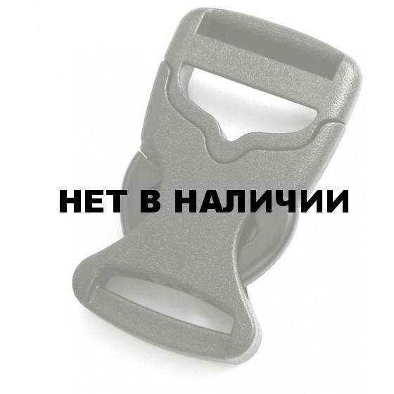 Пряжка фастекс 10мм 1-30041/1-30042 (2 части) одна регулировка черный Duraflex