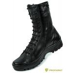 Ботинки с высоким берцем Вендетта-2 натуральный мех