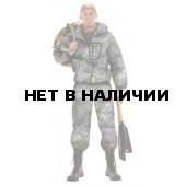 Костюм ТУРИСТ 1 куртка/брюки цвет:, камуфляж Атака бежевый, ткань : Грета