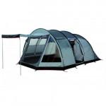 Палатка High Peak Durban 6 серый/голубой, 520х120/240х525 см, 11812