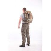 Рюкзак KE Tactical Sturm 40л Cordura 1000 Den multicam со стропами coyote