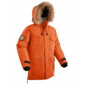 Куртка пуховая BASK TAIMYR V2 оранжевая