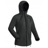 Женская куртка BASK NARA LADY проклеенная черная