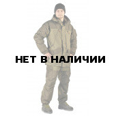 Костюм демисезонный ГЕРКОН-ВЕСНА/ОСЕНЬ куртка/брюки цвет: Хаки/т.хаки, ткань : Таслан/Кошачий глаз