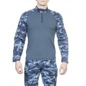 Рубашка МПА-12, камуфляж с/г цифра крупная