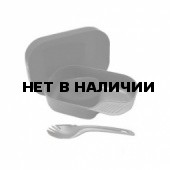 Портативный набор посуды CAMP-A-BOX® LIGHT BLACK, W20261