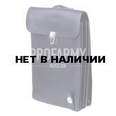 Сумка полевая офицерская кожаная ТУ 17 РСФСР 13-7582-84