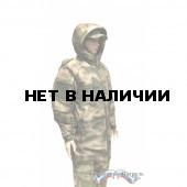 Бушлат РОСГВАРДИЯ зимний (рип стоп - мембрана /холофайбер/фольга, цвет мох)