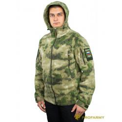 Куртка флисовая SHERPA PF3-72 A-Tacs FG