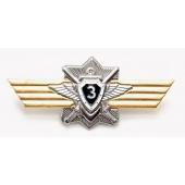 Нагрудный знак Классность ВС для контрактников 3 металл