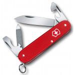 Нож перочинный Victorinox Alox Cadet (0.2601.L18) 84 мм 9 функций красный