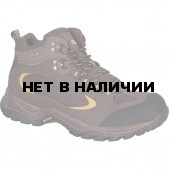 Ботинки трекинговые THB Dorf с мембраной темно-коричневые